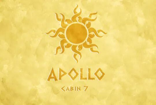 |Apollo- The god of the sun, music, poetry and healing| If this is your godly parent~ Comment below! {Camp Counselor~ N/a}