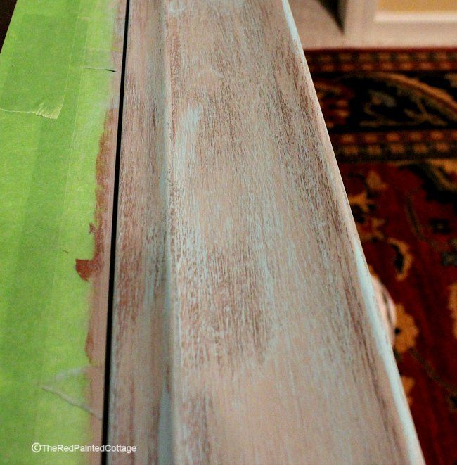Painting Plastic or Metal to Look Like Wood