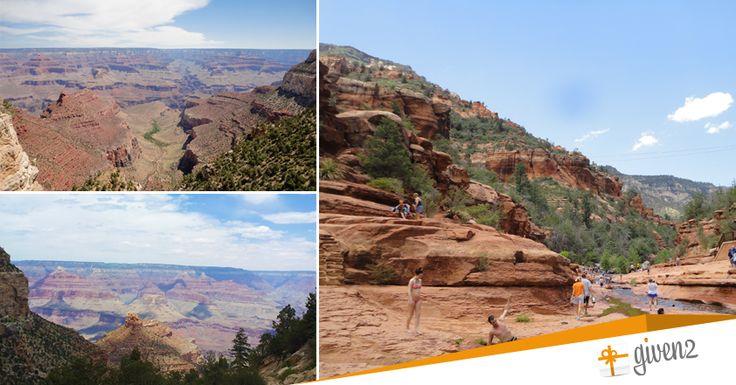 Viaggio di nozze in America: Grand Canyon