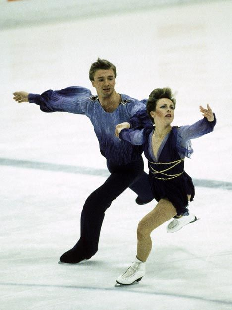 Torvill and Dean - Bolero  At Wembley Arena, London in 1985 They saved Bolero for their encore.