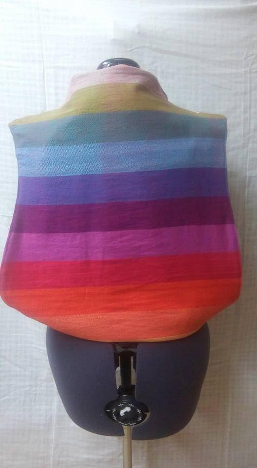 Rabbagasten onbu rakker str av Girasol earty rainbow