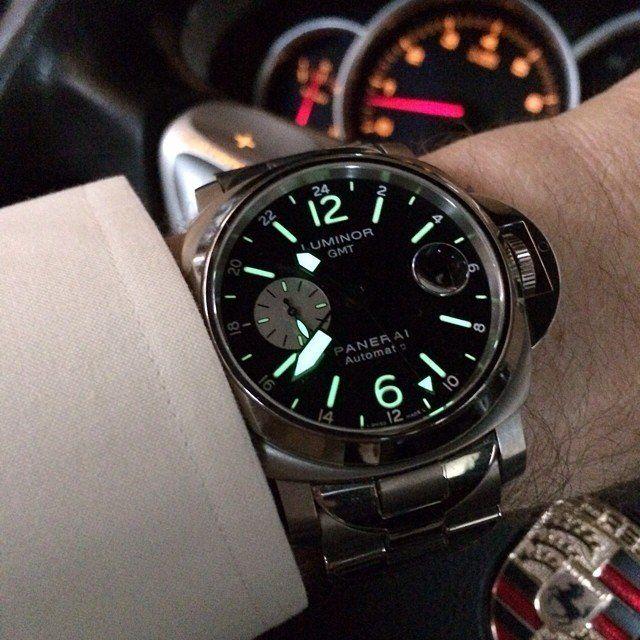Panerai Luminor GMT - $10500