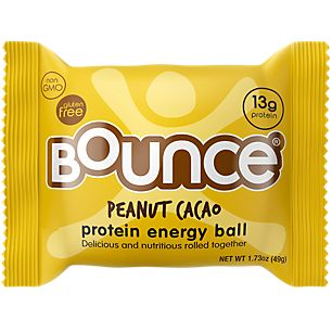 Protein Blast - PEANUT CACAO (12 Bars)  by Bounce at the Vitamin Shoppe