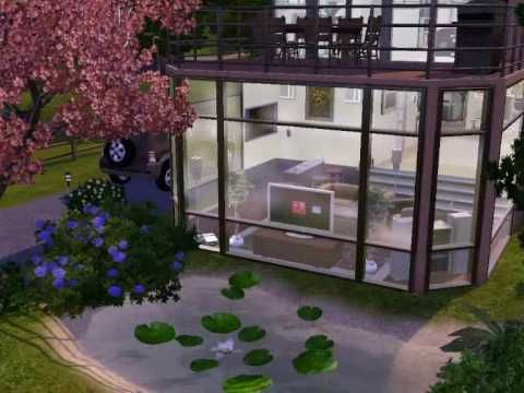 The sims 3 tutorial - split leveling