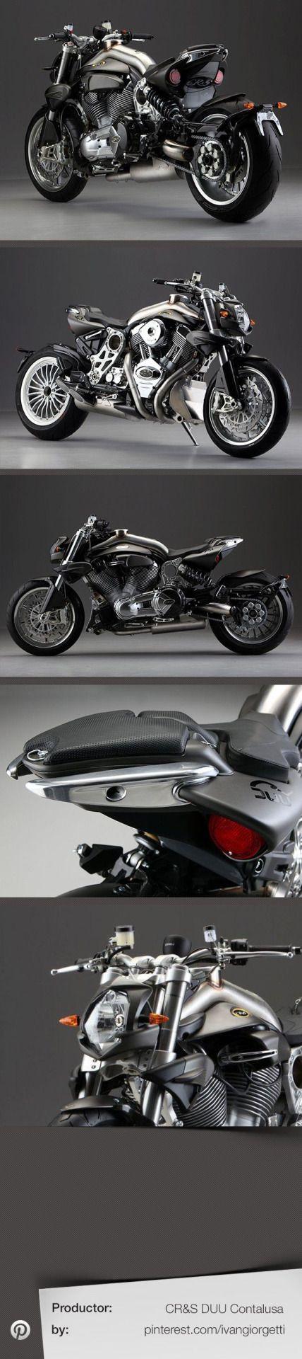 Motocicleta feita sob encomenda