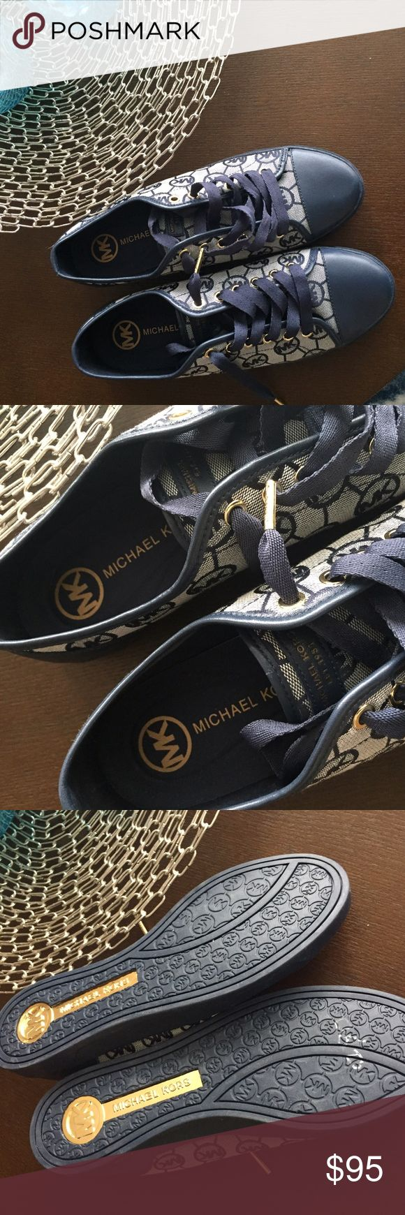 Michael Kors athletic shoes New without tags Michael Kors women's athletic shoes size 9.5 Michael Kors Shoes Athletic Shoes