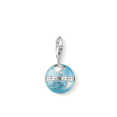 55-Charm Globe from the Charm Club collection in the THOMAS SABO online store