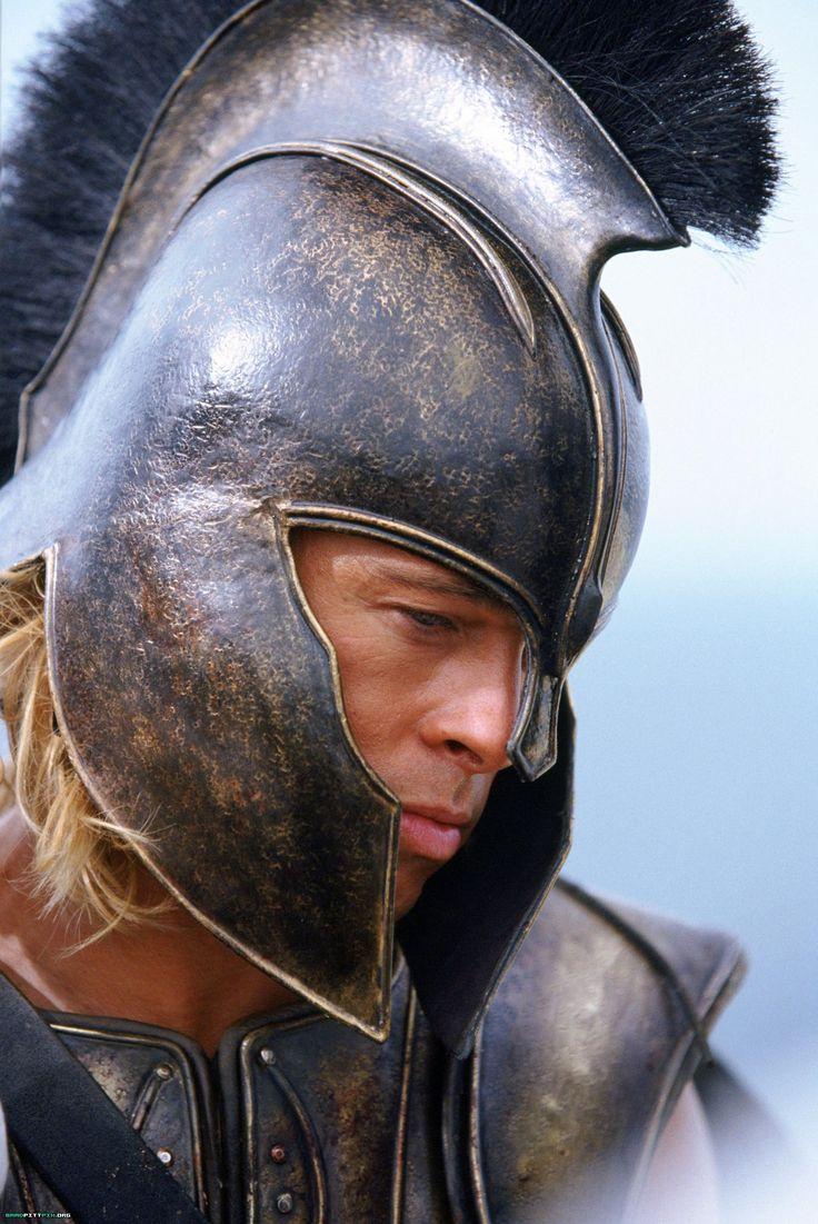 Troy (2004) - Movie Still | Troy | Brad pitt troy, Troy ...
