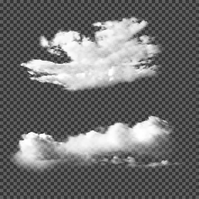 Realistic Cloud On Transparent Background 0609 Cloud Smoke Background Png And Vector With Transparent Background For Free Download In 2020 Transparent Background Smoke Vector Clouds