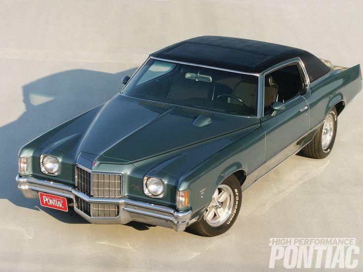 pontiac grand prix | 1972 Pontiac Grand Prix Front