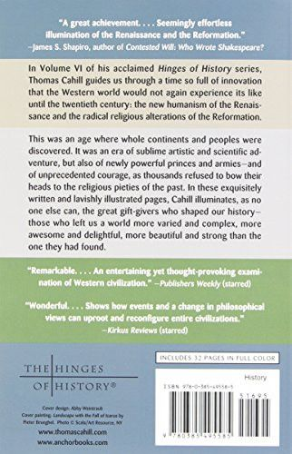 Heretics and Heroes: How Renaissance Artists and Reformation Priests Created Our World (Hinges of Hi