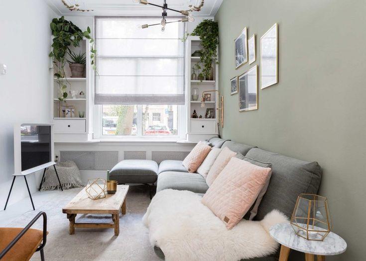 25 beste idee n over groene keuken decor op pinterest groen geschilderde kamers groen - Grijze hoofdslaapkamer ...