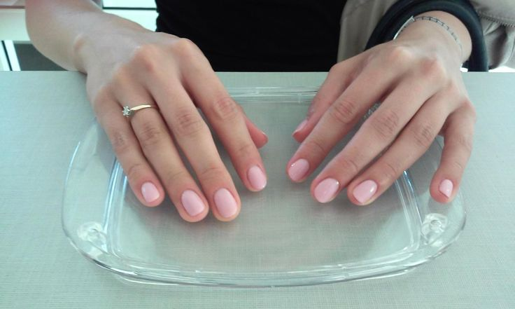 Manicure hybrydowy. #manicure #nails #paznokcie
