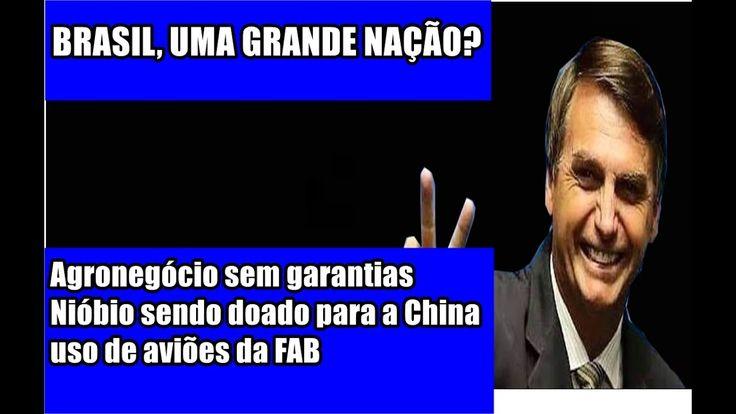 Bolsonaro DENUNCIA o uso de aviões da FAB a serviço do partido COMUNISTA...