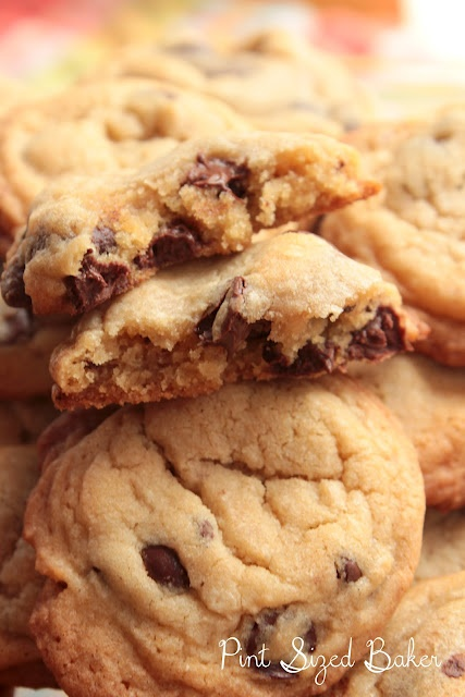Soft and Chewy Chocolate Chip Cookies | Recipe