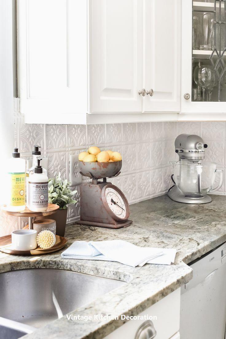 Diy vintage ideas for kitchen wooden kitchen cupboard in