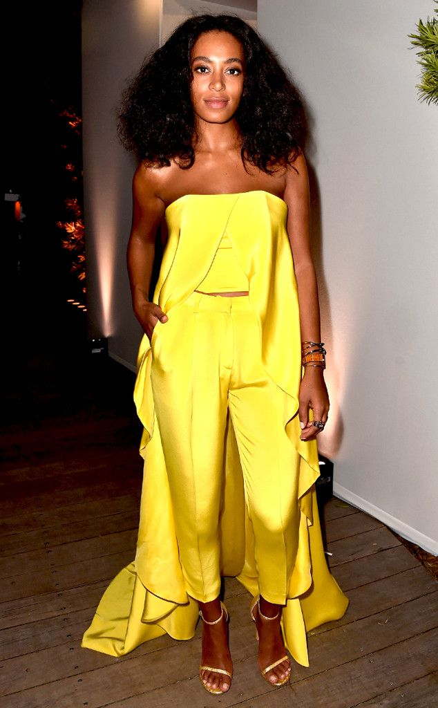Solange Knowles -  lovely outfit!!!