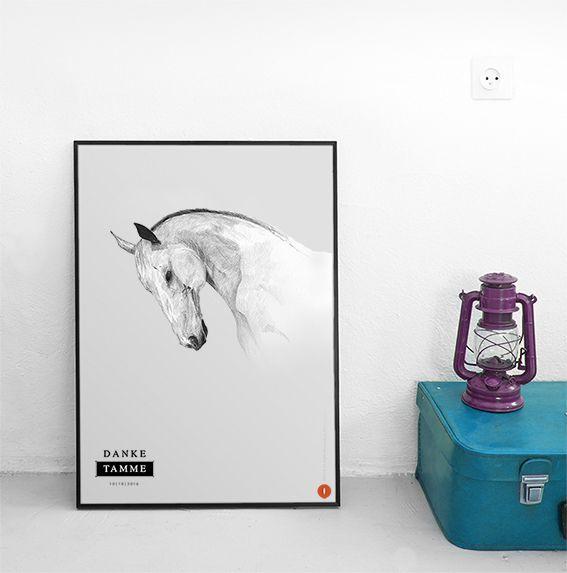 """""""Danke Tamme"""" - Interesse an einem Bild (Kunstdruck)  auf DIN A2 gedruckt - Bitte uns anschreiben."""