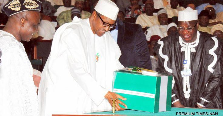 Tea time with Cladora: Abuja, Nigeria: President Buhari Refuses to approv...