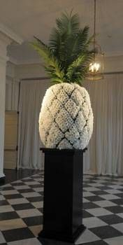 Big floral Pineapple