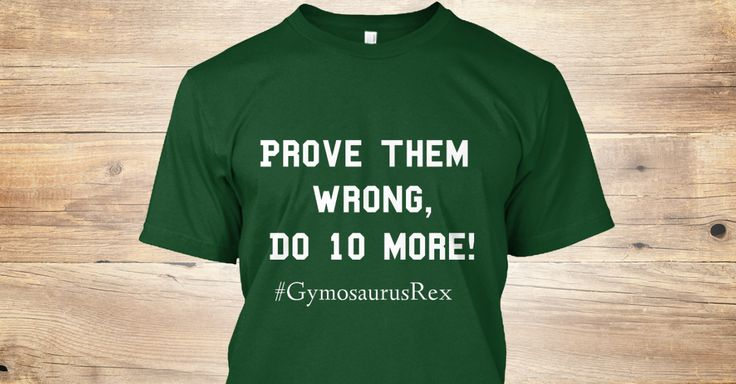Discover #Gymosaurusrex T-Shirt, a custom product made just for you by Teespring. With world-class production and customer support, your satisfaction is guaranteed. - Let them drink all the haterade they want,...