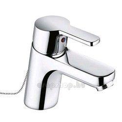 Kludi - Logo Neo egykaros mosdócsap - süllyeszthető lánccal, csőcsonkkal - KLUD_372800575 [KLUD_372800575] - 19.100 Ft