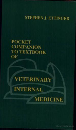 Veterinary Internal Medicine Pdf