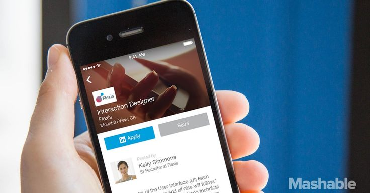 LinkedIn Unveils New App Dedicated to Job Searches