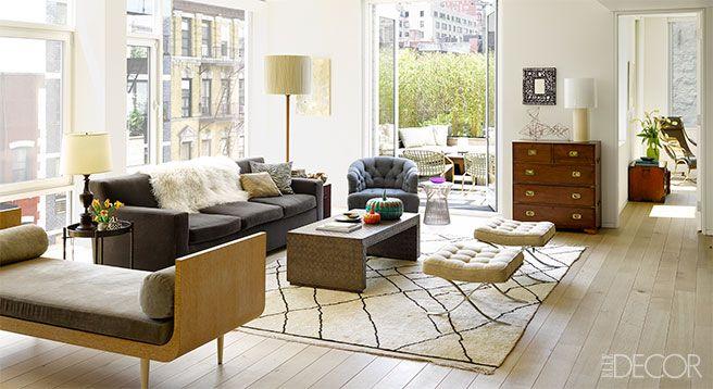 Eastern Promises: Lisa Pomerantz's Manhattan Home