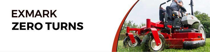 Exmark Zero Turn Mowers Buying Guide | Mutton Power Equipment
