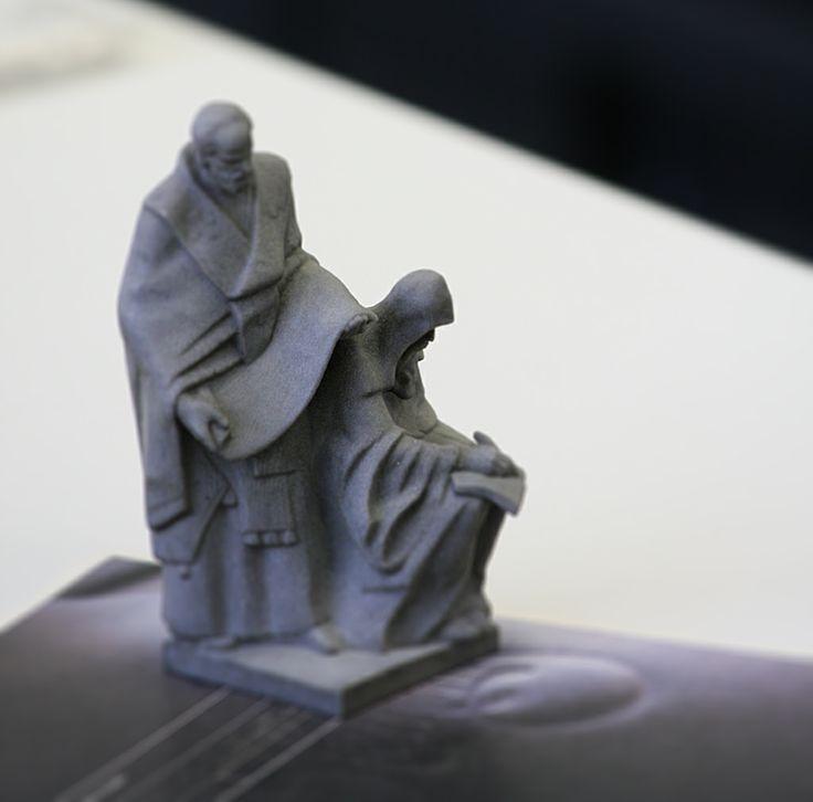 SKYFORM   3D PRINT OF 3D SCANS   3D TLAČ 3D SKENOV
