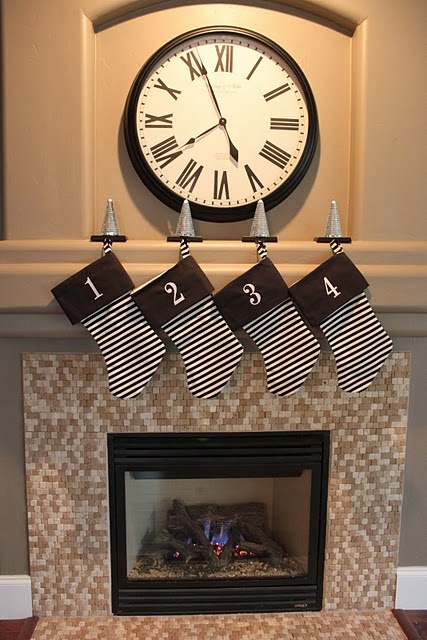 b&w stockings