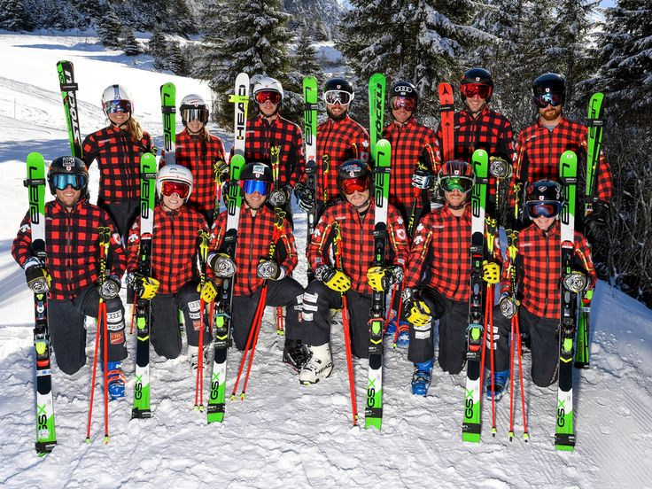 Big air, head-to-head competition and fast speeds, that's what the Canada Ski Cross team do best! 🤘 🤘 🤘 #levelgloves #100%badass  Photo credit - Alpine Canada / GEPA