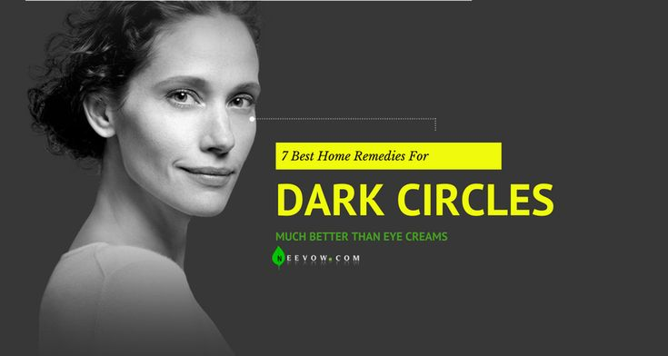 Selection of dark circle home remedies is a wise idea because these treatments are well tolerated and budget friendly as well. For overnight results these.