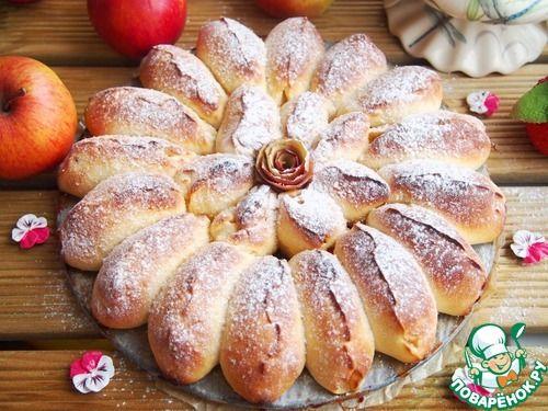 Отрывной яблочный пирог. Обсуждение на LiveInternet - Российский Сервис Онлайн-Дневников