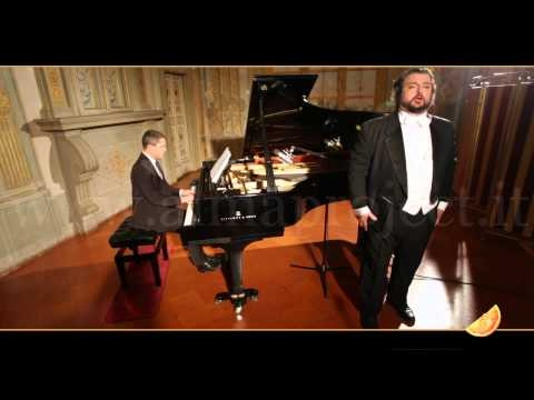 """The Italian Tenor DR - """"Torna a Surriento"""" @ Villa Corsini di Mezzomonte"""