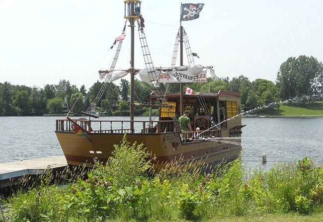 pirate adventure in ottawa