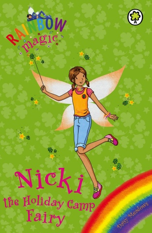 Holiday camp is one of the best things about summer, thanks to Nicki the Holiday Camp Fairy! Rachel and Kirsty have been looking forward to camp for months, but everything is going wrong. Can they help Nicki fix things, before the whole summer is ruined?