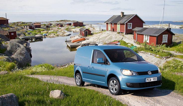 Volkswagen Sverige inför leveransstopp av transportbilen Caddy. Modellen är utrustad med EU5-motorer som varit indragna i den uppmärksammade utsläppsskandalen.
