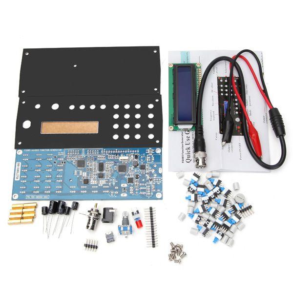 Original JYE Tech DIY FG085 DDS Digital Synthesis Function Generator Kit With Panel