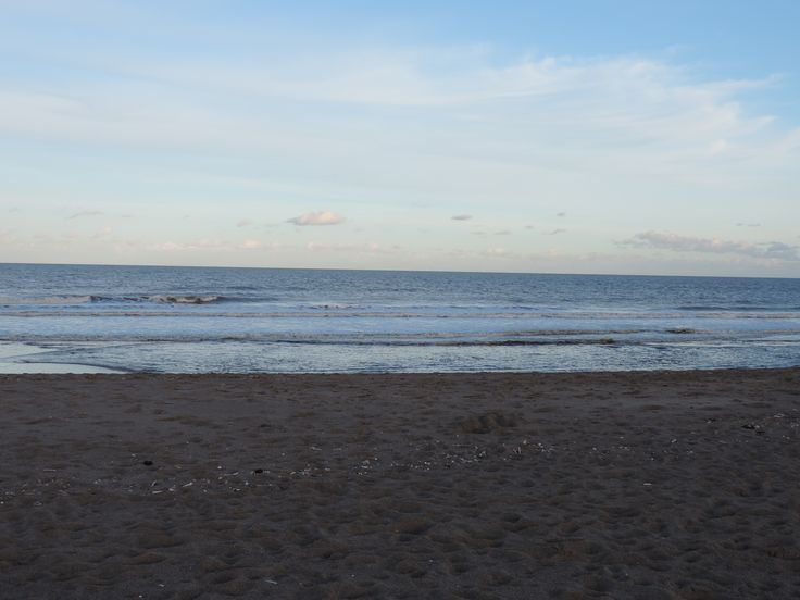 Huttoft beach.