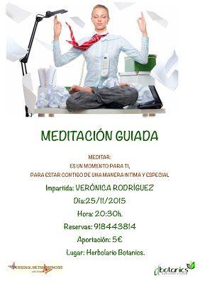 PERSONAL METAMORPHOSIS: MEDITACIÓN GUIADA