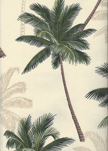 30malie - Barkcloth Hawaii - Timeless Hawaiian Fabrics For your Home& Body Tropical vintage style, Hawaiian botanical palm tree fabric. cotton apparel fabric.
