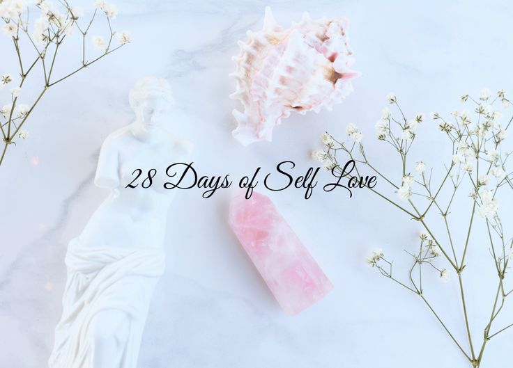 So here it is! My 28 Days of Self Love Calendar. Sunday Monday Tuesday Wednesday Thursday Friday Saturday 1 2 3 4 Create your own Self Love Soundtrack. Let the music spark your inner sensual flame.…