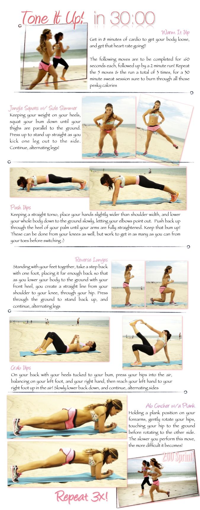 Tone It Up! In 30 Minutes