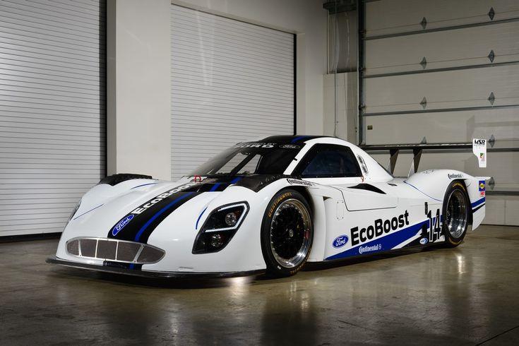 Ford Ecoboost: Debutto alla 24 ore di Daytona