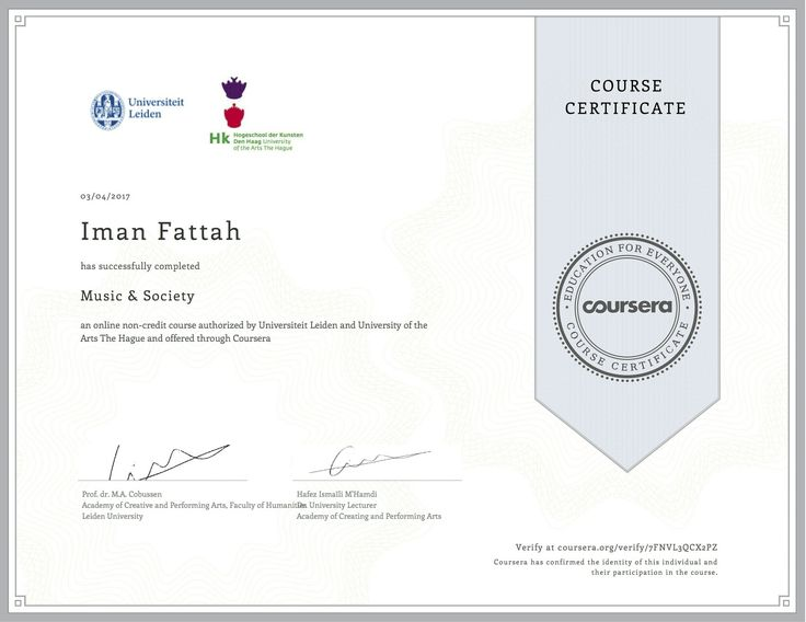 Coursera certificate music and society from universiteit leiden coursera certificate music and society from universiteit leiden university of the arts the hague httpscoursera accountaccomplishm yadclub Image collections
