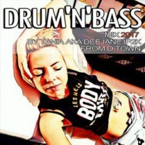 Deejane IP2k Drum and Bass Mix