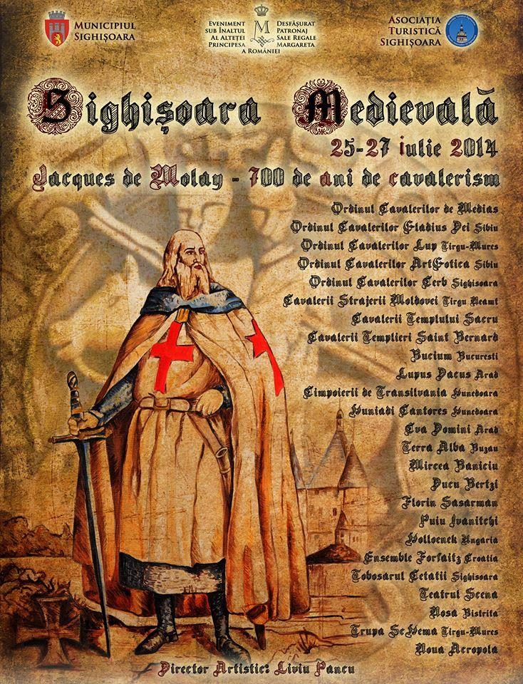 Festivalul Sighisoara Medievala 2014