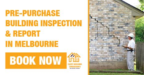 We provide very professional, detailed and easy to understand pre purchase building inspection report in Melbourne. That includes all minor to major defects in detail with relevant photos to make it easy for you to understand.